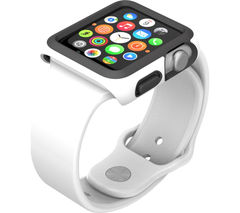 SPECK CandyShell Fit SPK-A4166 42 mm Apple Watch Case - White & Black