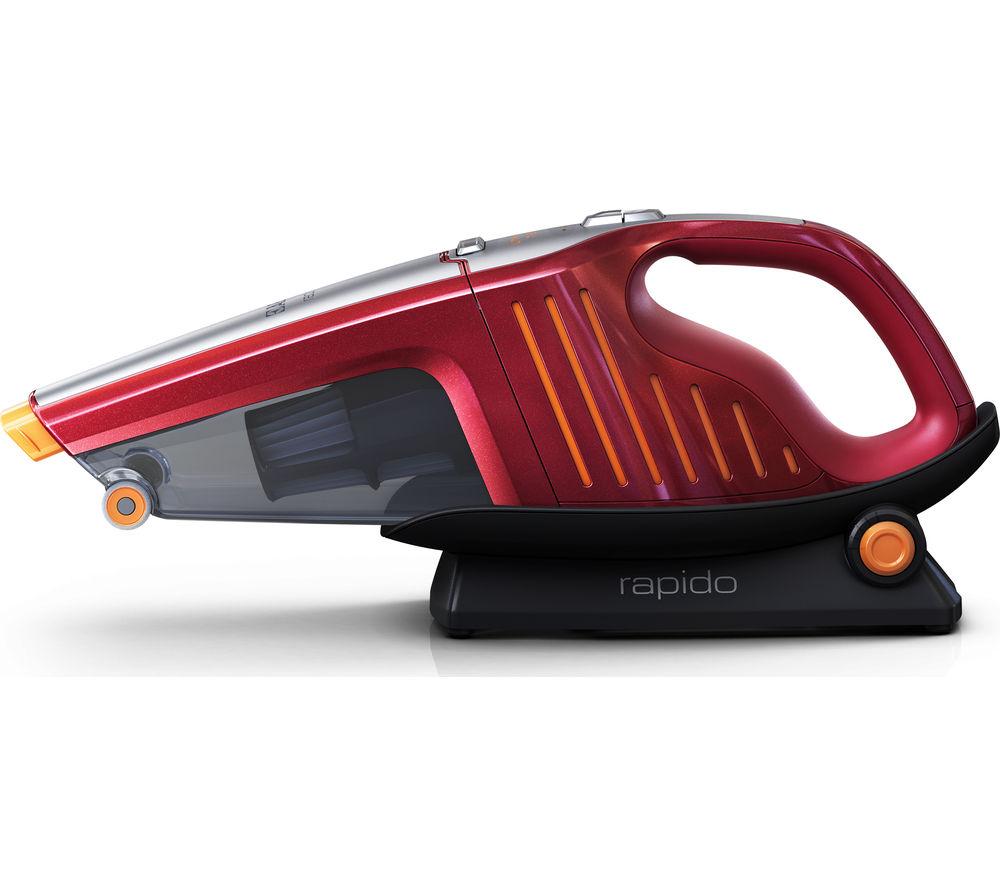 AEG AG6106 Rapido Handheld Vacuum Cleaner, Red