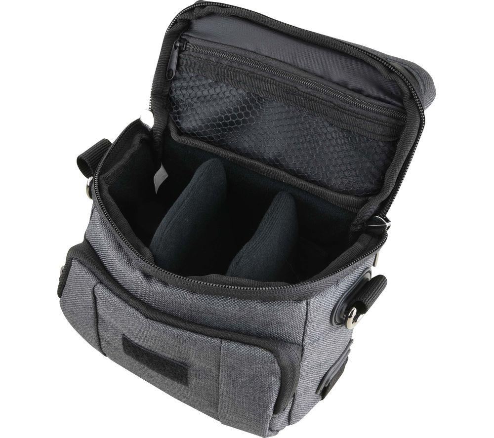 SANDSTROM SCCAM16 Camcorder Bag - Grey