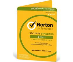 NORTON Security 2016 - 1 device for 1 year