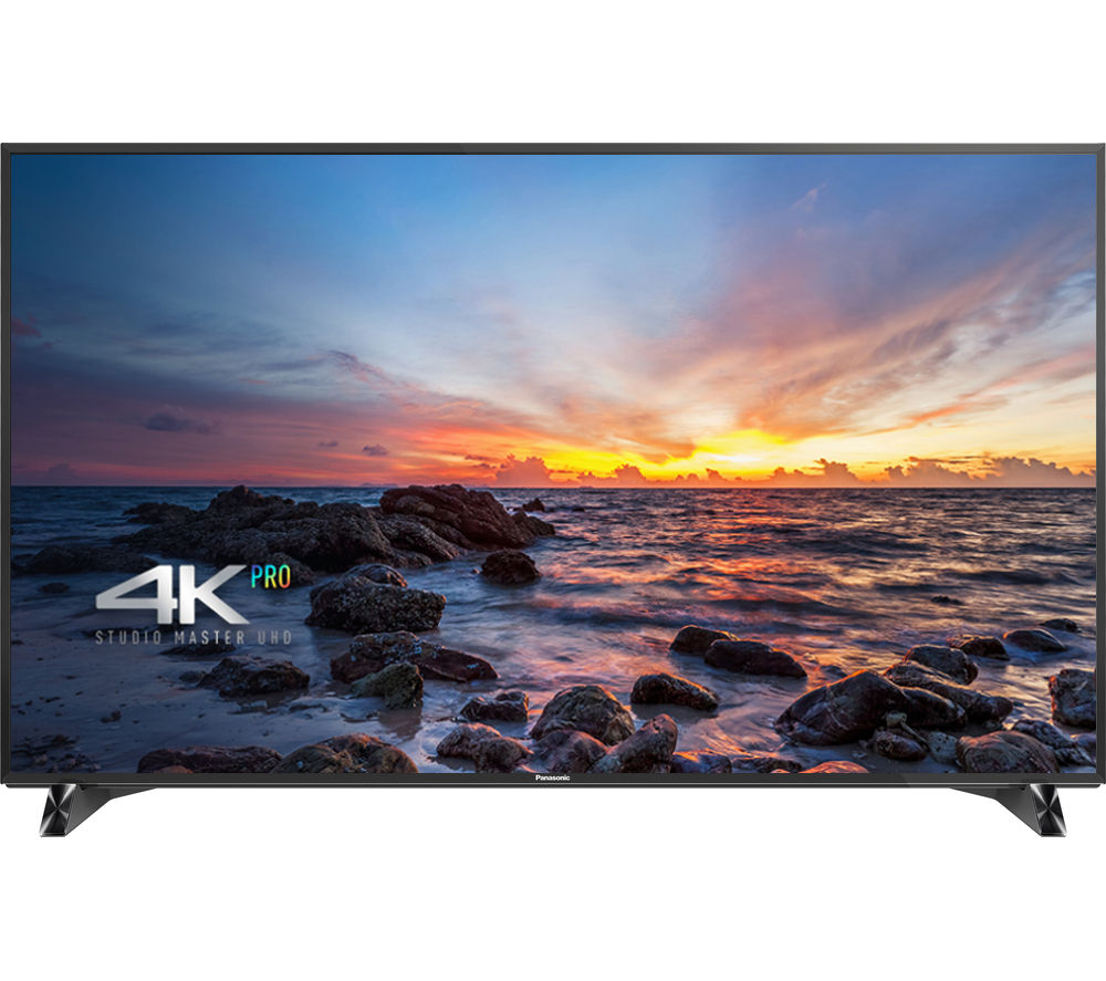 "PANASONIC VIERA TX-58DX902B Smart 3D Ultra HD 4k 58"" LED TV + SFLEZ14 Medium to Large Fixed TV Bracket"