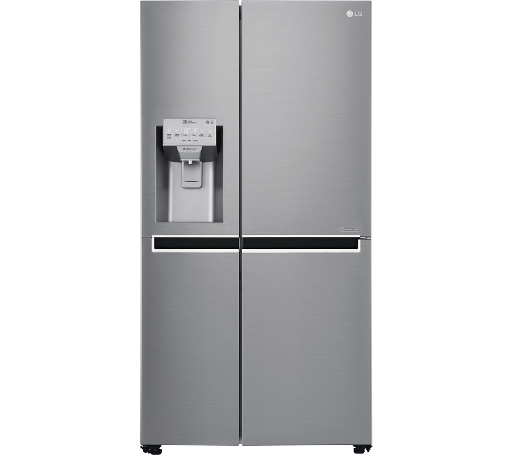 LG GSL961PZBV American-Style Fridge Freezer - Stainless Steel