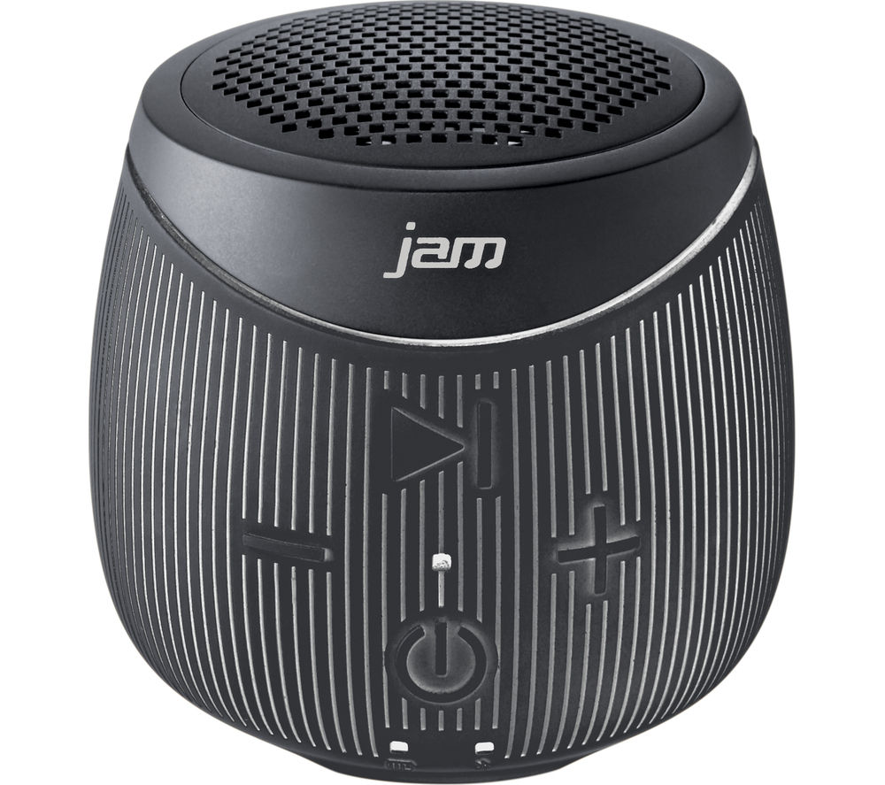 JAM Double Down HX-P370BK Portable Wireless Speaker - Black