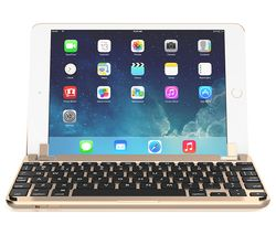 BRYDGE BRY5003 Wireless iPad Mini Keyboard - Gold