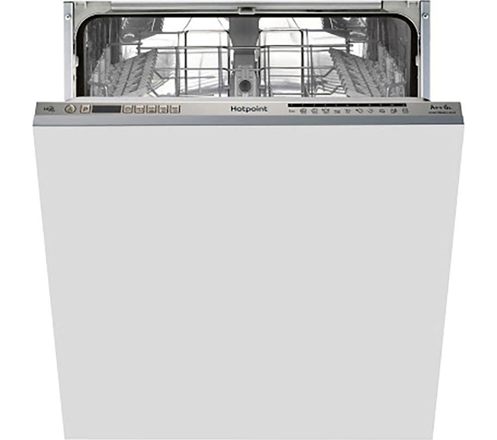 HOTPOINT  Smart LTF 11M124 6C L UK Fullsize Integrated Dishwasher