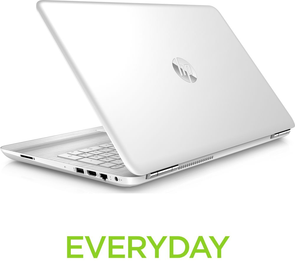 HP  Pavilion 15au181sa 15.6 Laptop  White White
