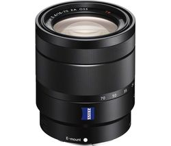 SONY Vario-Tessar T* E 16-70 mm f/4 ZA OSS Standard Zoom Lens