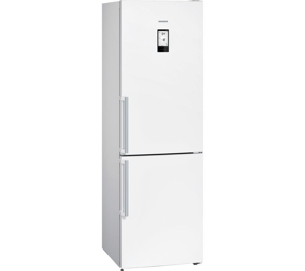 SIEMENS  KG36NAW35G Smart Fridge Freezer  White White