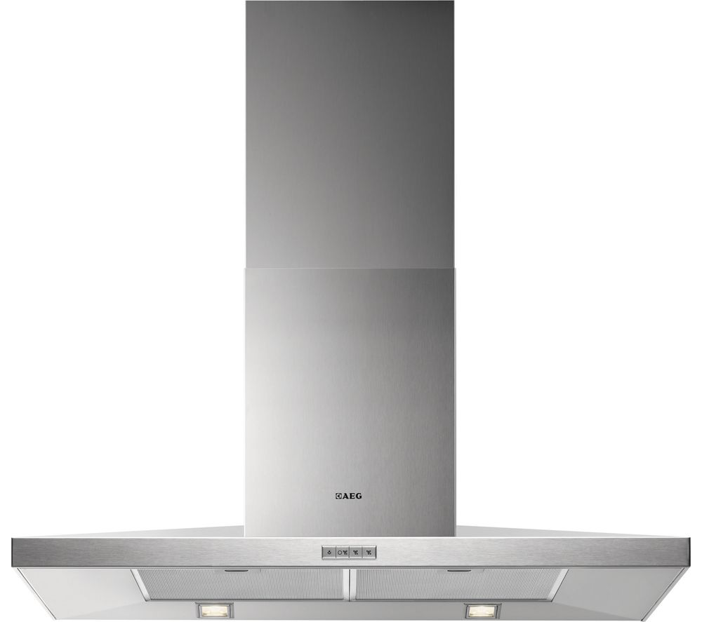 AEG  X69163MK1 Chimney Cooker Hood  Stainless Steel Stainless Steel