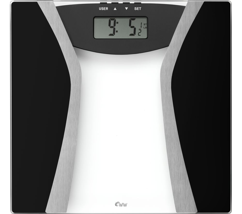 WEIGHT WATCHERS 8936U Scale - Black
