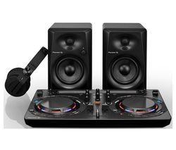 PIONEER Controller, Speakers & Headphones Pack