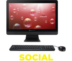 "PACKARD BELL One Two Series oTS3481 19.5"" All-in-One PC"