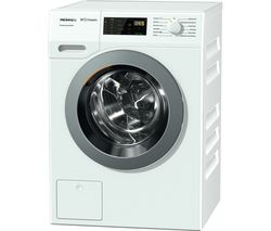 MIELE WDD030 EcoPlus & Comfort Washing Machine – White