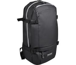 "PORT DESIGNS Brooklyn 15.6"" Laptop Backpack - Grey"