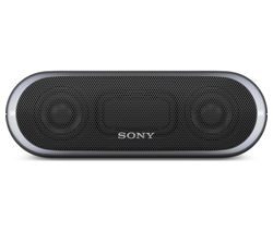 SONY SRS-XB20 Portable Bluetooth Wireless Speaker - Black