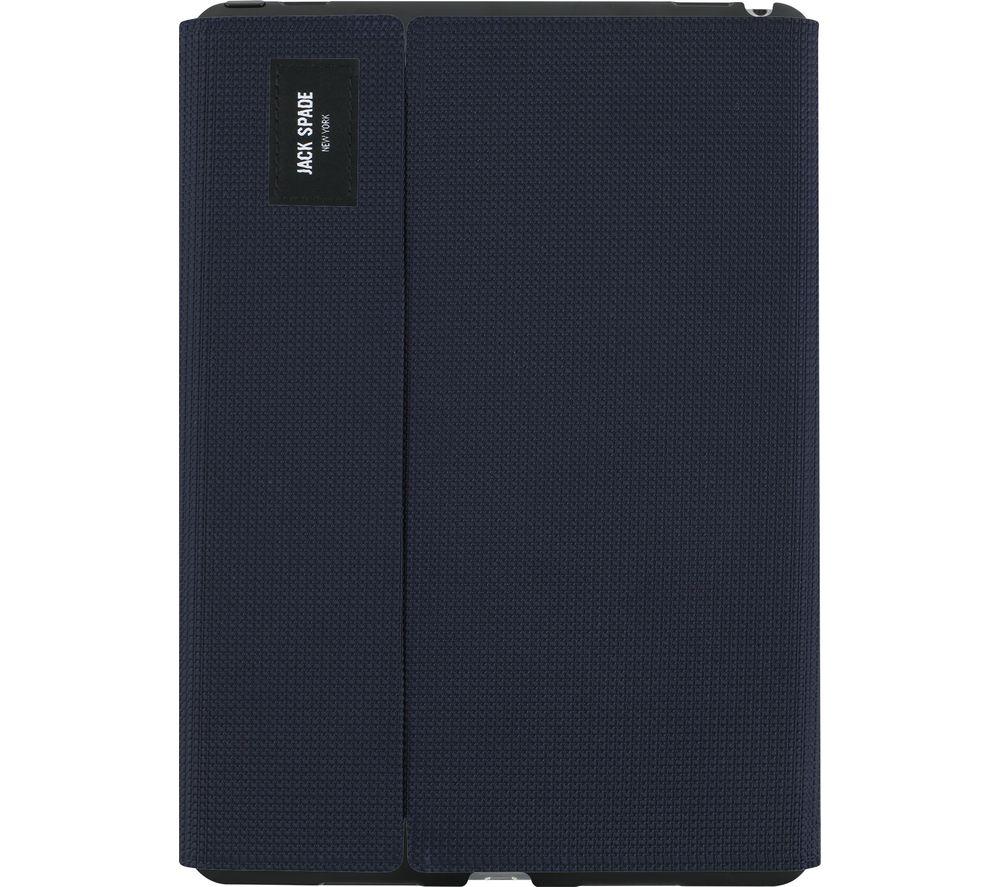 """JACK SPADE Luggage iPad Pro 9.7"""" Folio Case - Navy"""