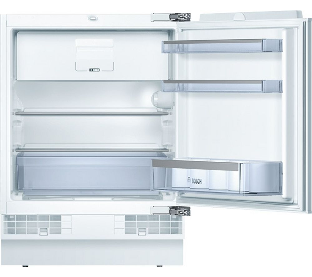 BOSCH  Classixx KUL15A60GB Integrated Undercounter Fridge +  SMV40C10GB Full-size Integrated Dishwasher