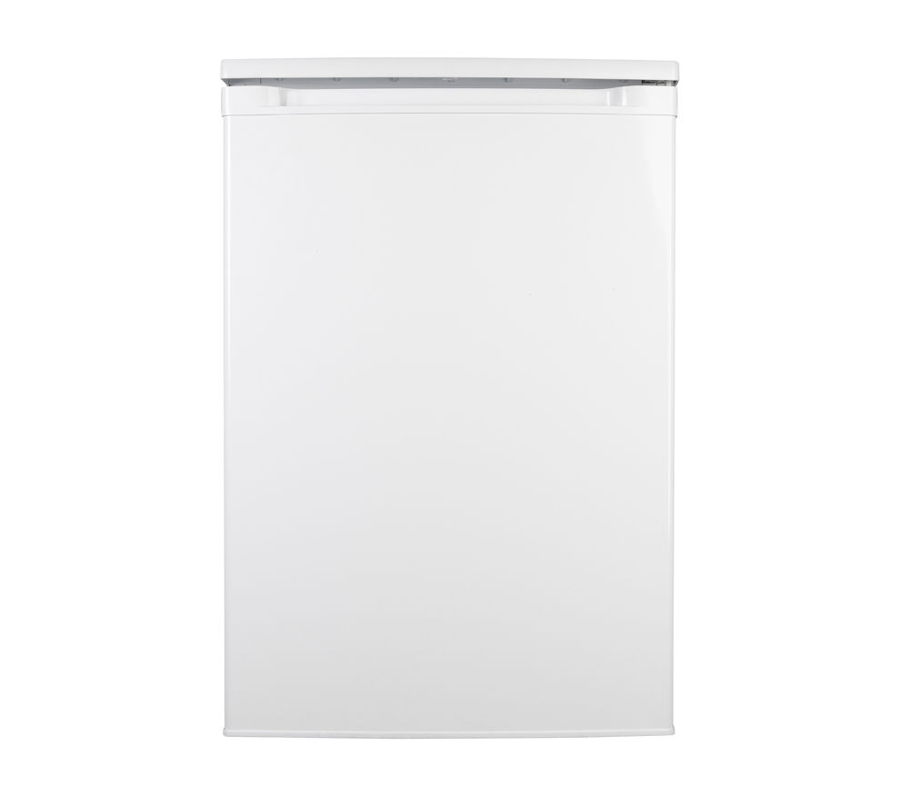 ESSENTIALS CUL55W12 Undercounter Fridge - White