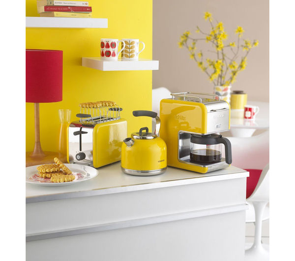 Yellow Small Kitchen Appliances: Toasters - Cheap Toasters Deals