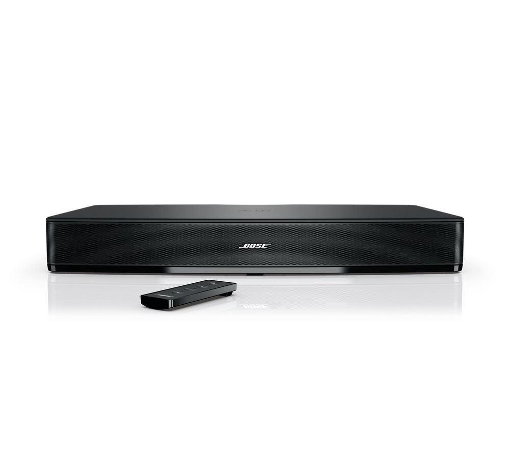 bose solo 15 tv sound system. Black Bedroom Furniture Sets. Home Design Ideas