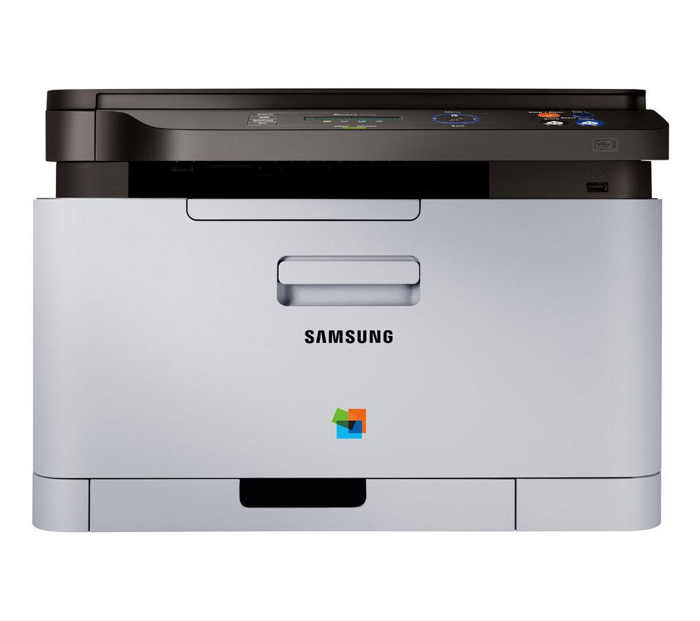 samsung xpress c460w wireless all in one laser printer deals pc world. Black Bedroom Furniture Sets. Home Design Ideas