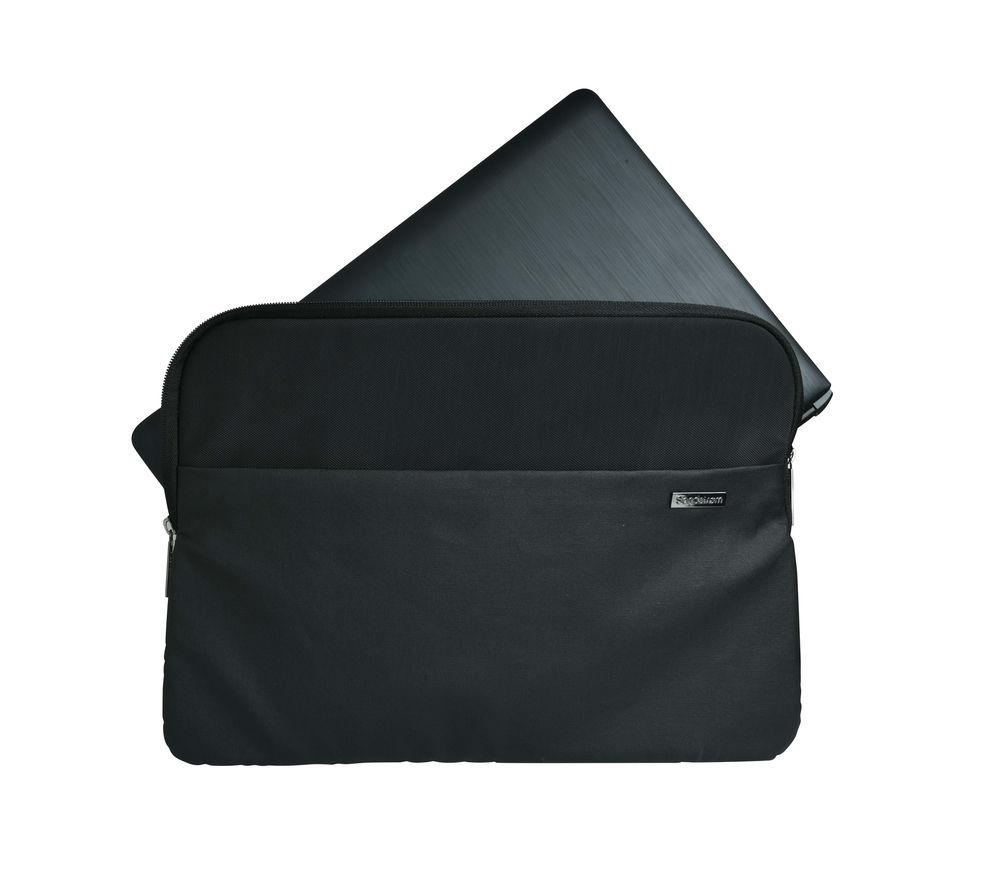 """SANDSTROM SMUS1315 13"""" Macbook Sleeve - Black"""