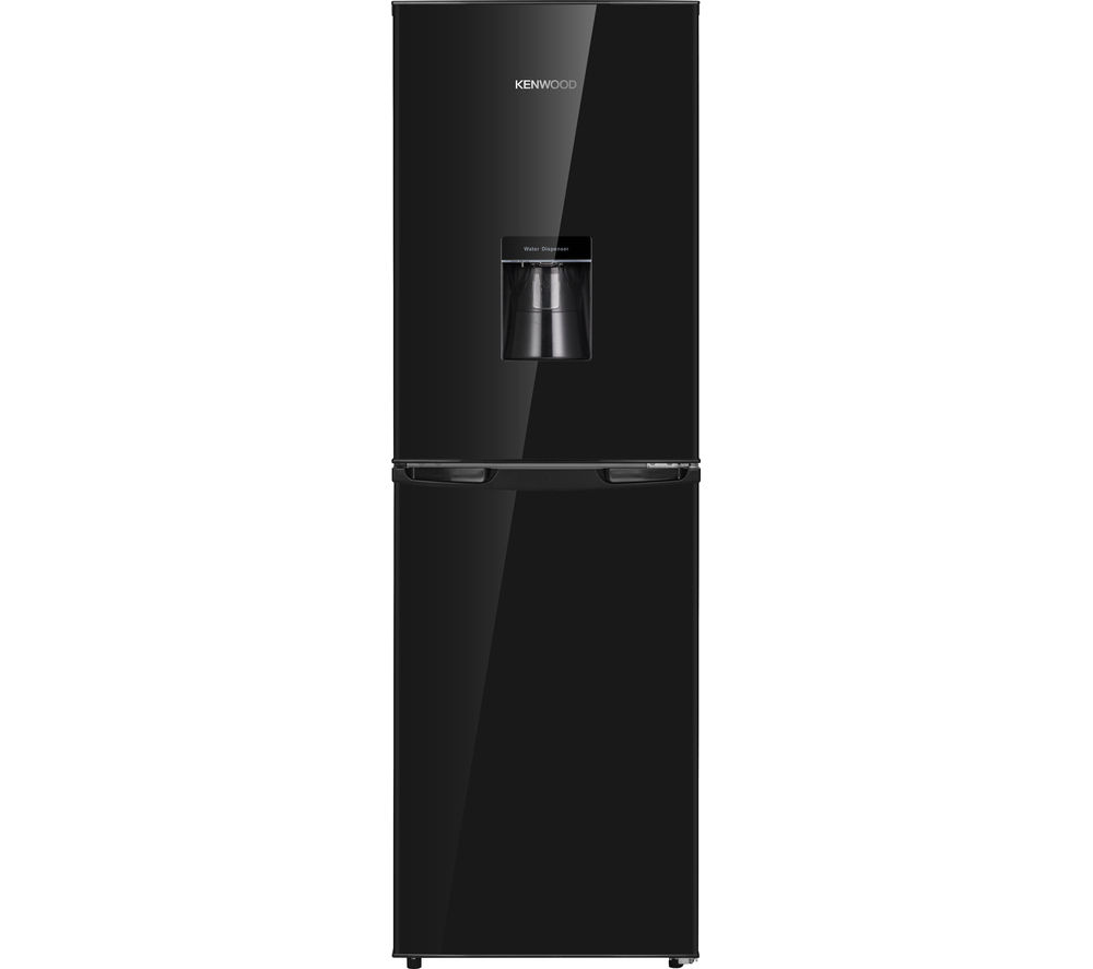 buy kenwood kfcd55b15 fridge freezer black free. Black Bedroom Furniture Sets. Home Design Ideas