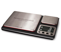 SALTER Heston Blumenthal Dual Platform Precision Digital Kitchen Scales