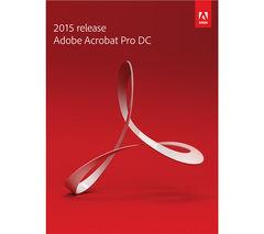 ADOBE Acrobat DC Pro Mac