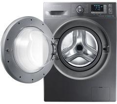 Samsung WF90F5E5U4X Ecobubble Washing Machine (Graphite)