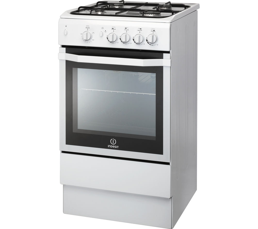 INDESIT I5GG(W) 50 cm Gas Cooker - White