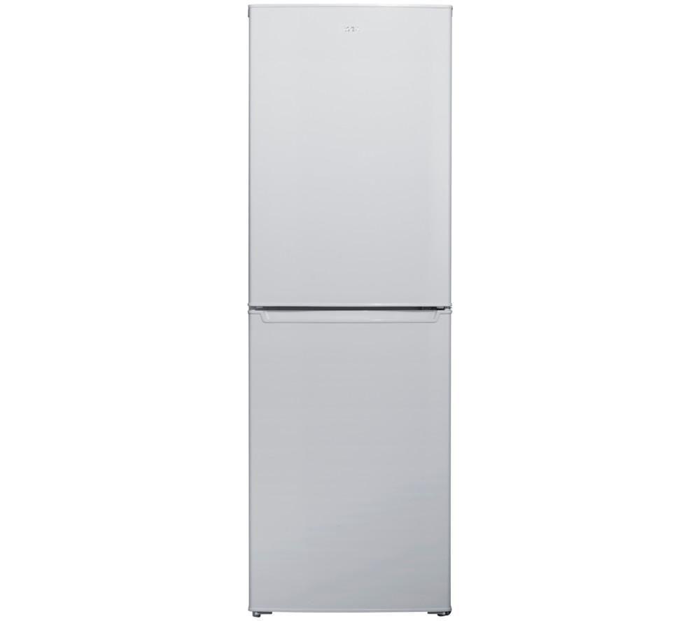 LOGIK LFC55W16 Fridge Freezer - White