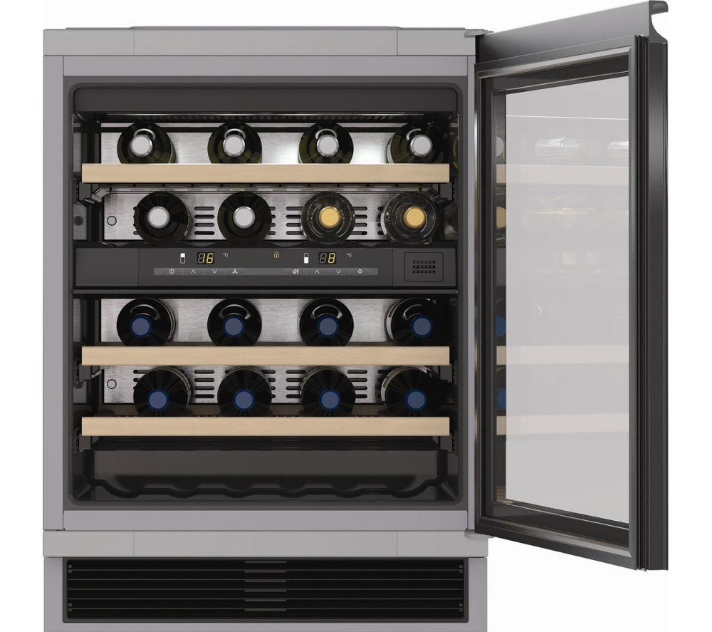buy miele kwt6321 ug wine cooler black free delivery. Black Bedroom Furniture Sets. Home Design Ideas