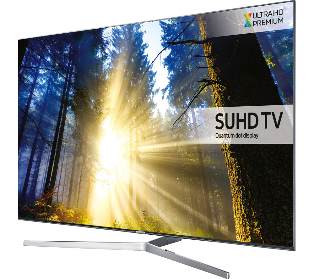 "SAMSUNG UE75KS8000 Smart 4k Ultra HD HDR 75"" LED TV"