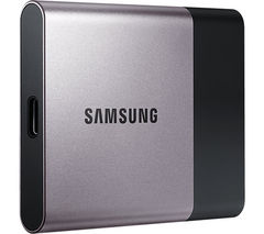 SAMSUNG T3 External SSD - 250 GB
