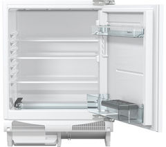 GORENJE RIU6F091AWUK Integrated Undercounter Fridge