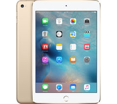 APPLE iPad mini 4 Cellular - 32 GB, Silver