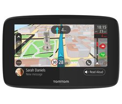 "TOMTOM GO 520 Car 5"" Sat Nav with Worldwide Maps"