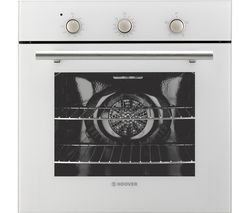 HOOVER HCGF304/6WPP Electric Oven - White