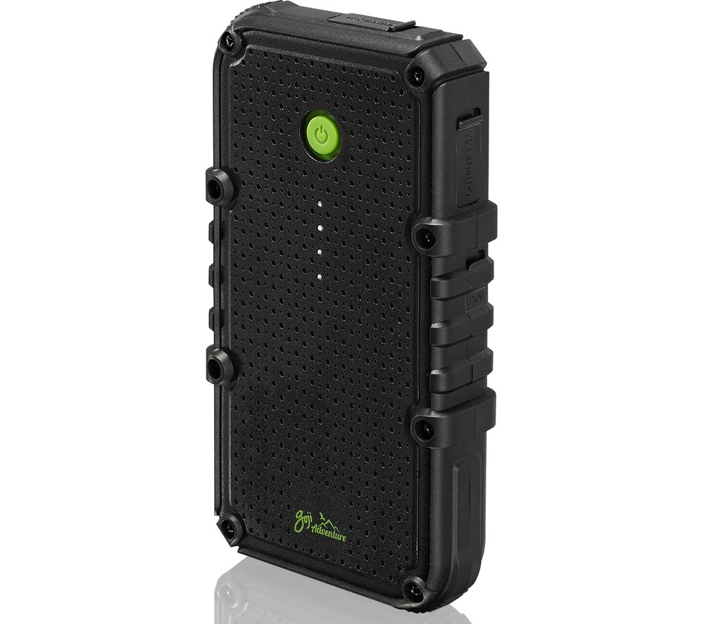 GOJI G10PBWP17 Portable Power Bank - Black
