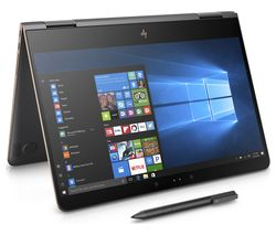 "HP Spectre x360 13.3"" 2 in 1 - Silver"