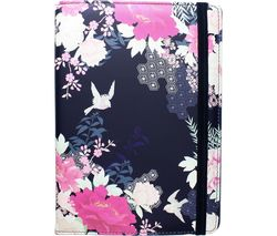 "ACCESSORIZE Oriental Bloom 8"" Tablet Case - Navy"