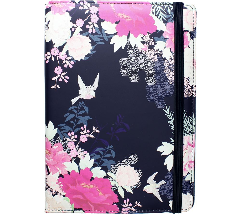 "ACCESSORIZE Oriental 8"" Tablet Case - Navy"