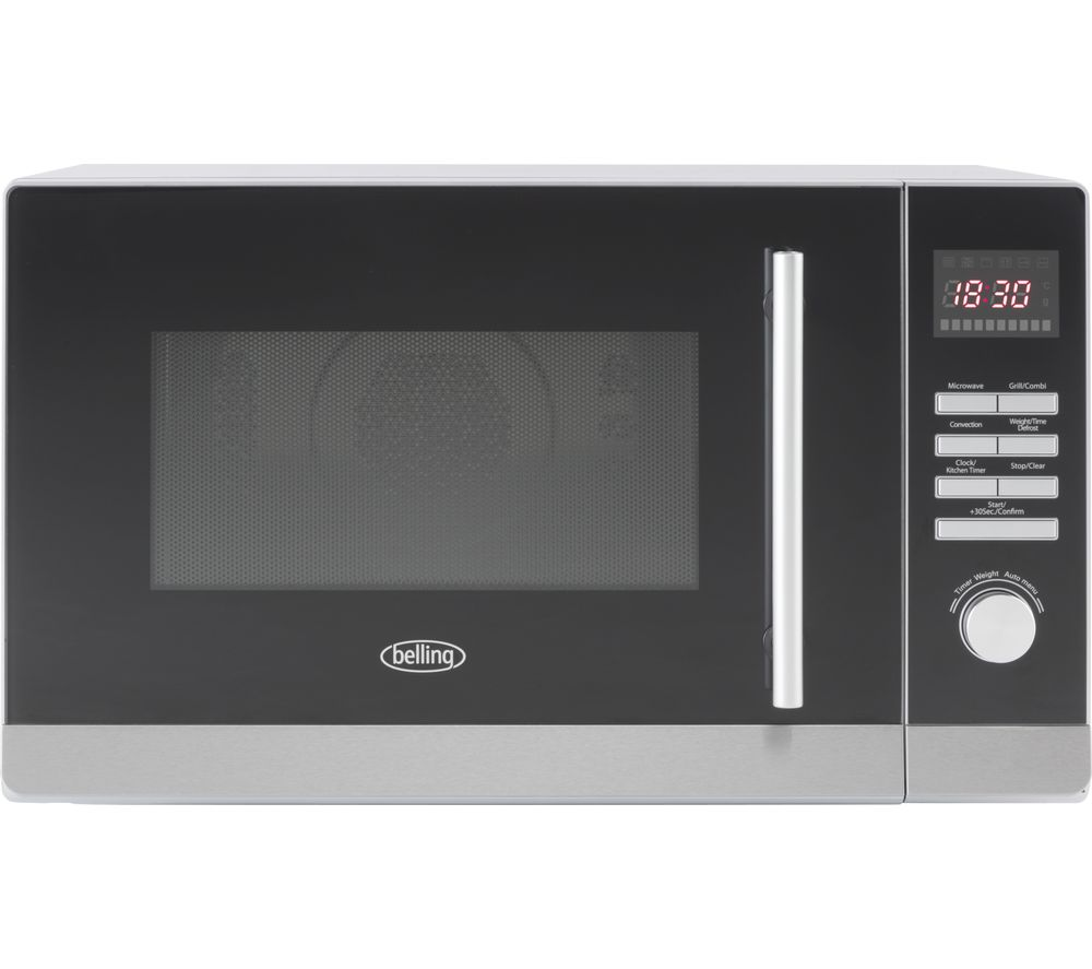 BELLING FM2890C Combination Microwave - Stainless Steel