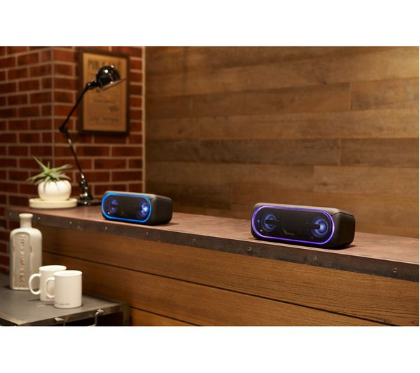 sony extra bass srs xb40 portable bluetooth wireless. Black Bedroom Furniture Sets. Home Design Ideas