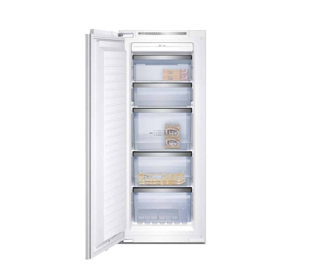 NEFF G8120X0 Integrated Tall Freezer