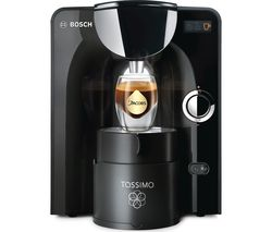 BOSCH Tassimo Charmy TAS5542GB Hot Drinks Machine - Black & Chrome