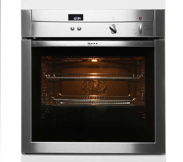 Buy neff b14m42n3gb electric oven stainless steel t22s36n0gb gas hob stainless steel - Neff electric ...