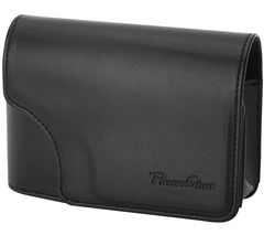 CANON DCC-1570 Genuine Leather Camera Case - Black