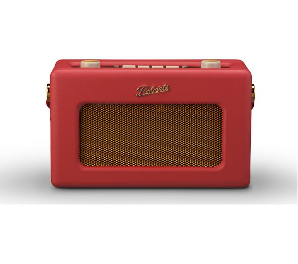 Click to view more of ROBERTS  Revival RD60 Portable DAB Radio - Red, Red